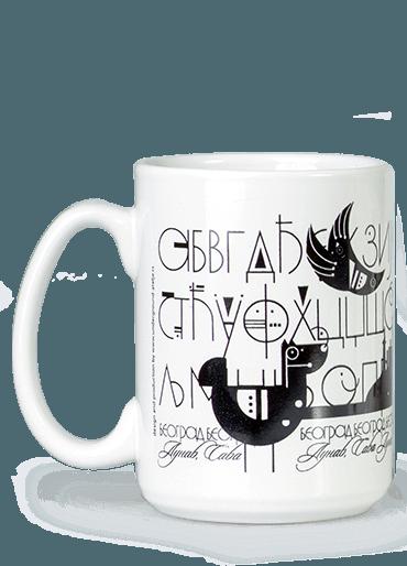 Coffee Mug Mace BGD