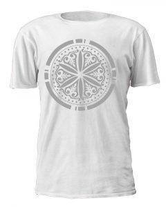 """Men's T shirt """"Ornament 001"""""""