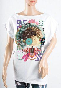 Women's T shirt Jenny